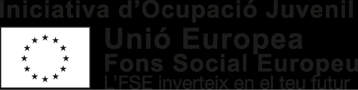 Logotip Iniciativa Ocupació Juvenil